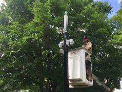surveillance system install