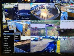 surveillance monitors