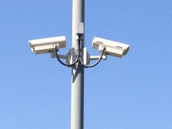 Surveillance Dual Camera